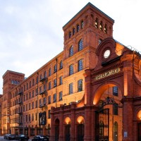 andels Hotel Lodz - outside view