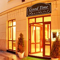 GoodTime ApartHotel - outside view