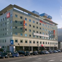Hotel Ibis Lodz Centrum - outside view