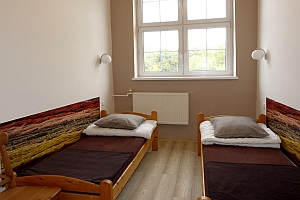 Lodz Youth Hostel - room